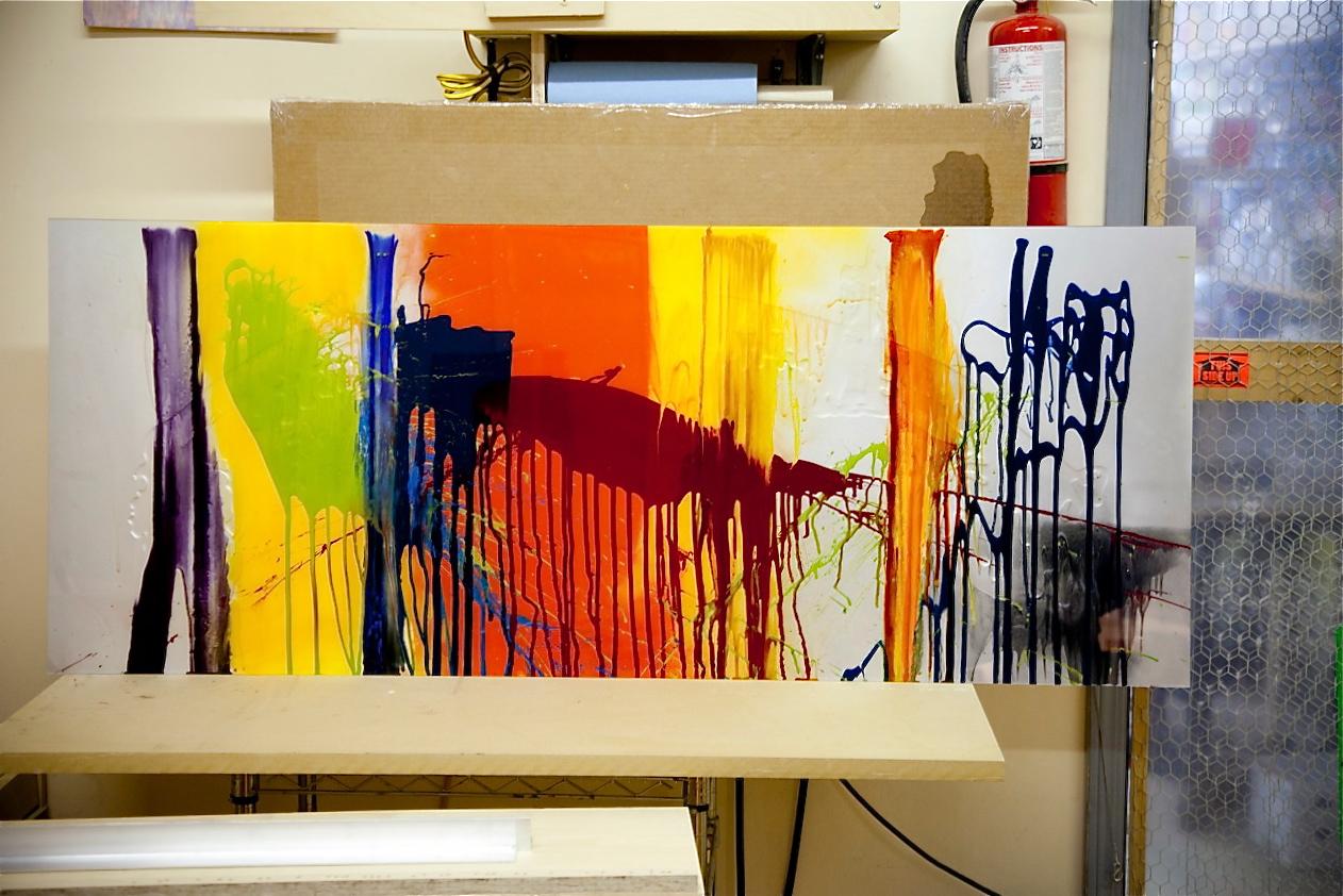 Studio – 24″ x 60″