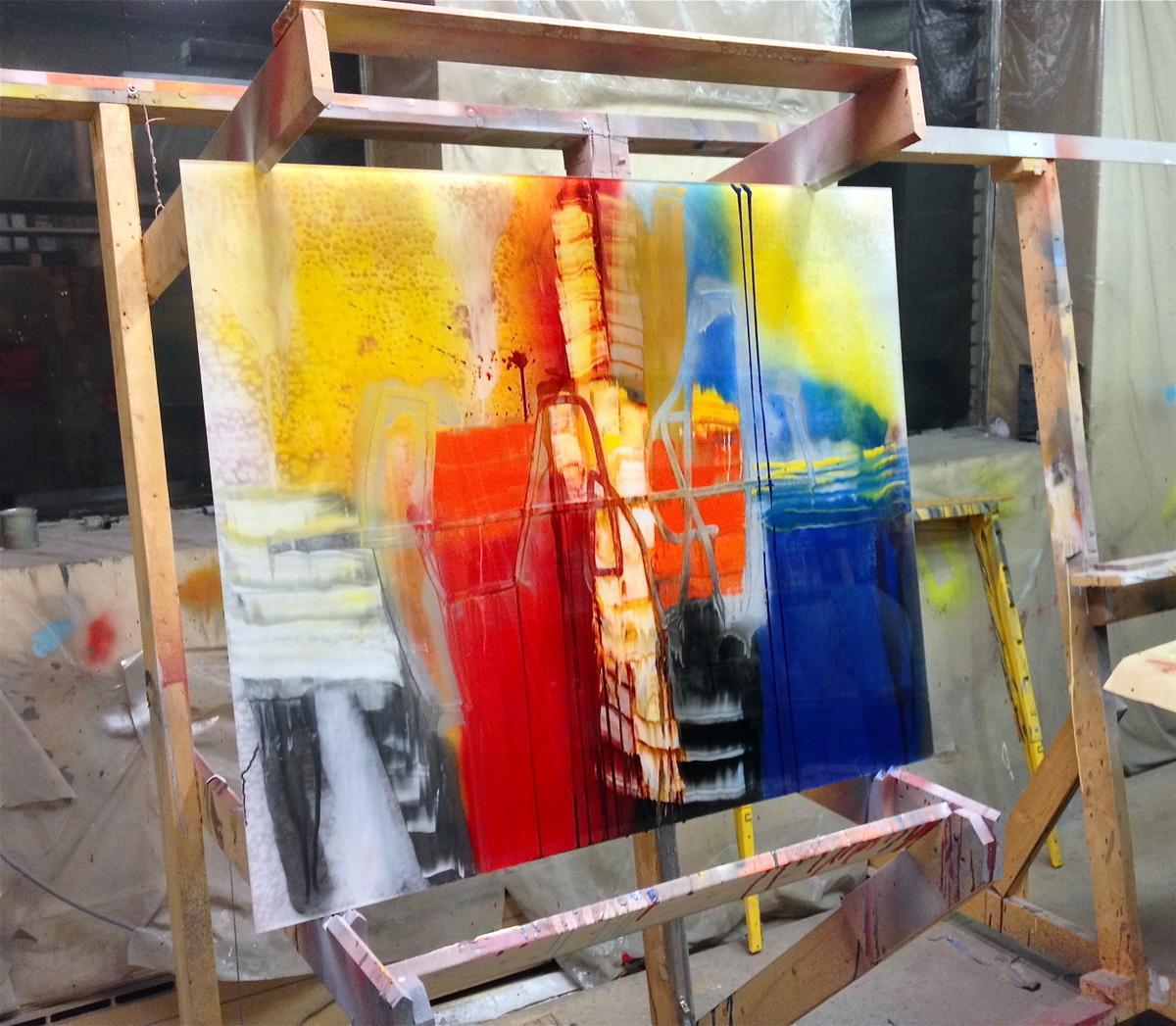 Studio 30″ x 36″