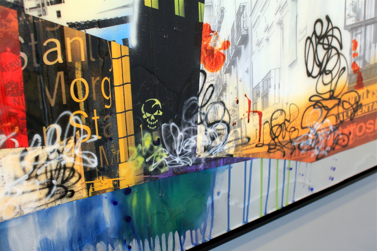 Graffiti Scapes – Detail